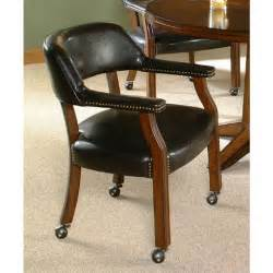 Dining Room Chairs With Rollers Dining Room Chairs With Rollers Appalling Furniture Leather Dining Chairs With Casters Dining