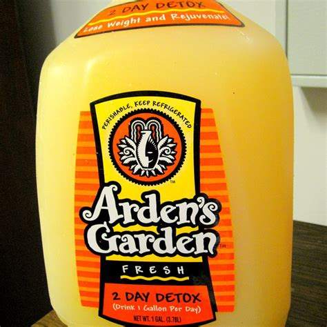 Arden S Garden Detox Recipe by Arden Garden Detox Reviews Garden Ftempo