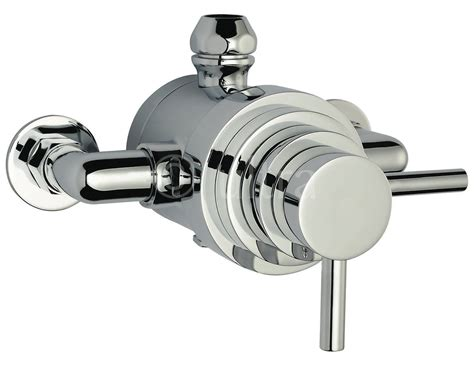 ultra spirit dual exposed thermostatic shower valve a3095e