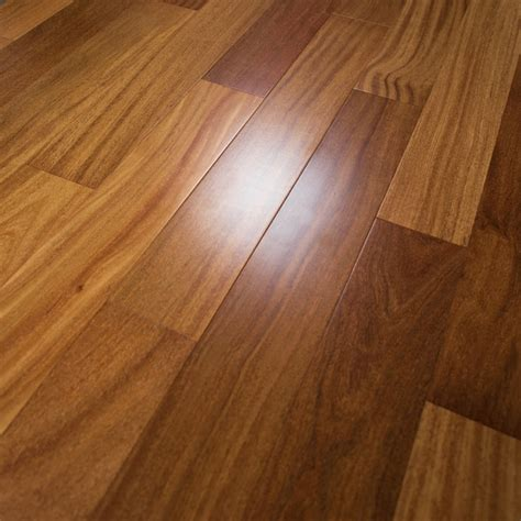 shop houzz hurst hardwoods brazilian teak prefinished solid wood flooring 5 quot x3 4 quot clear grade
