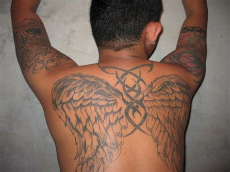 angel tattoo latin latina with angel wings sex porn images