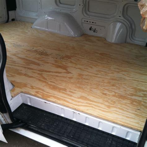 Van Flooring Options ? Rubber Flooring Blog