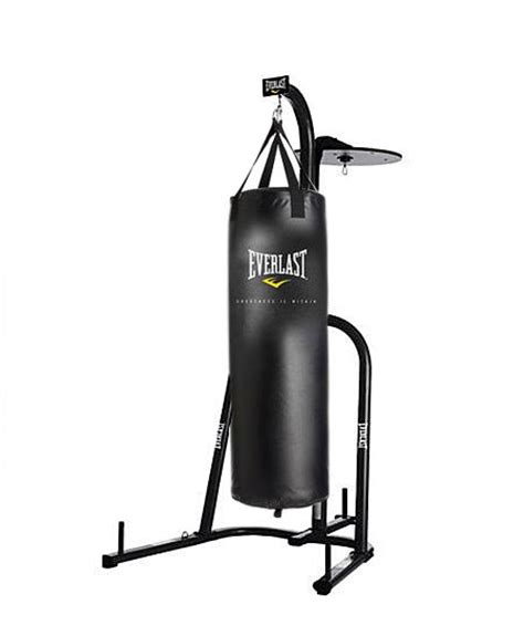 everlast punching bag stand