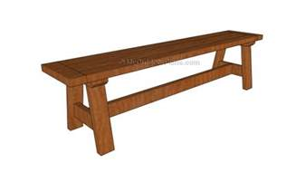 wood bench plans wood bench seat plans myoutdoorplans free woodworking