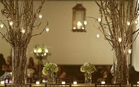 Twig Wedding Decoration Ideas   Wedding Decorations