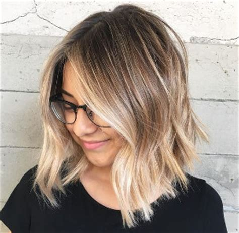 new modern hair colors with lighter on th ebottom nowe rodzaje ombre hair