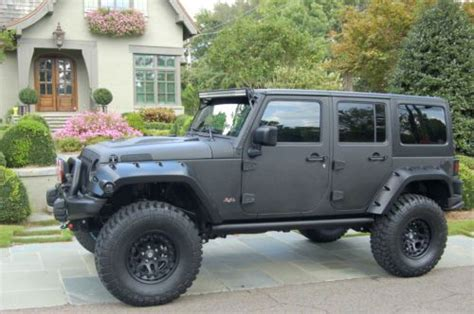 Jeep Wrangler Hemi For Sale Purchase New 2014 Jeep Wrangler Unlimited Rubicon Quot Rubi