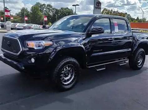 Toyota Tacoma Xsp 2017 Toyota Tacoma Xsp Preview By Alan