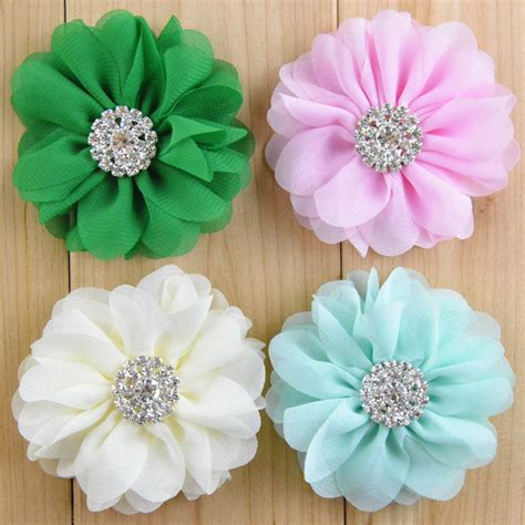 Handmade Fabric Flowers For Sale - aliexpress buy wholesale 200pcs lot 2 76 quot handmade