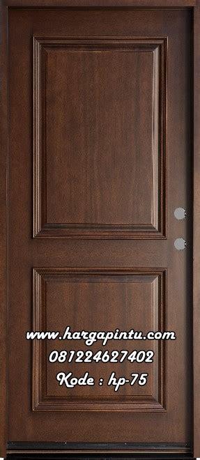pintu single minimalis kirim jakarta bandung bogor cirebon harga pintu