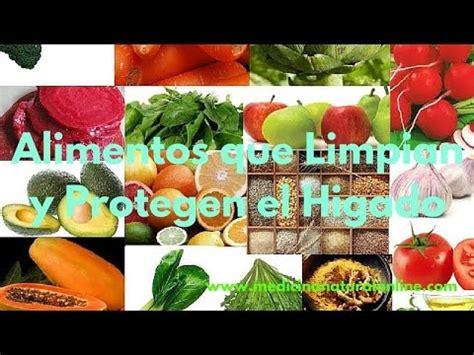 alimentos que limpian el higado alimentos que limpian y protegen el higado conoce cuales