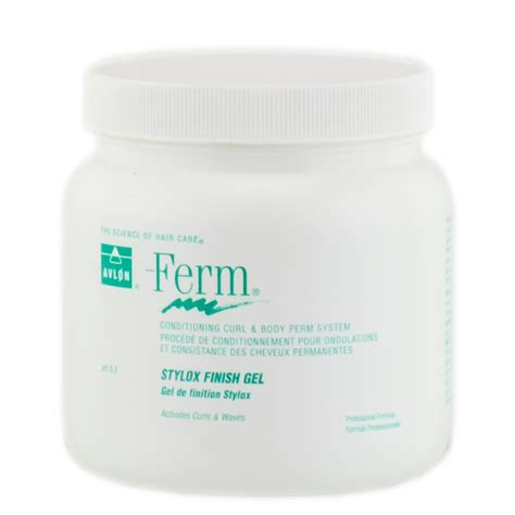 ferm perm reviews avlon ferm stylox finish gel avlon hair care