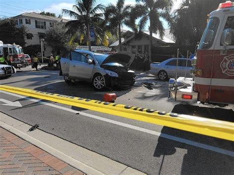 Lamborghini Driver S Condition Improves After Delray Wreck