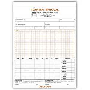 Flooring Contracts by Flooring Contractor Invoice Work Order Designsnprint