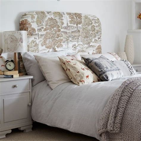 Linen Covered Headboards by 1000 Ideas About Headboard Cover On Pillow