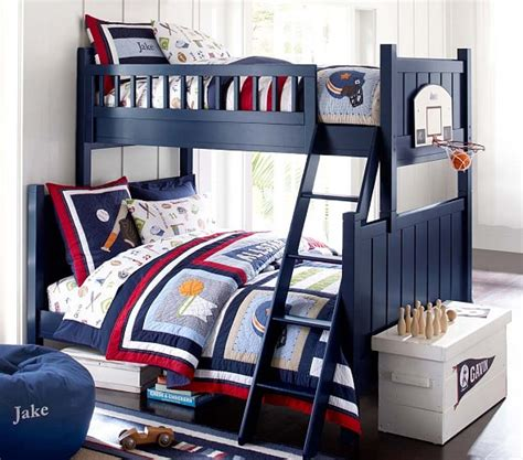 pottery barn kids loft bed c twin over full bunk bed pottery barn kids