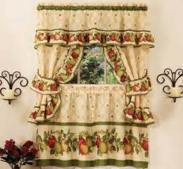 Fancy Kitchen Curtains Blogs Get Impressive View With Bay Window Curtain Ideas