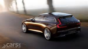 Volvo Of The Volvo V90 Estate On The Heels Of The New S90