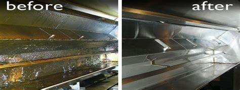 Kitchen Exhaust Cleaning by Kitchen Cleaning
