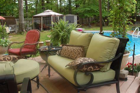 englewood conversation set replacement cushion garden winds