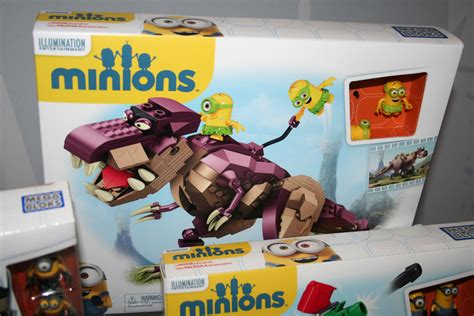Lego Big Dinosaurus Minion Minions Toys Apparel And More From Universal