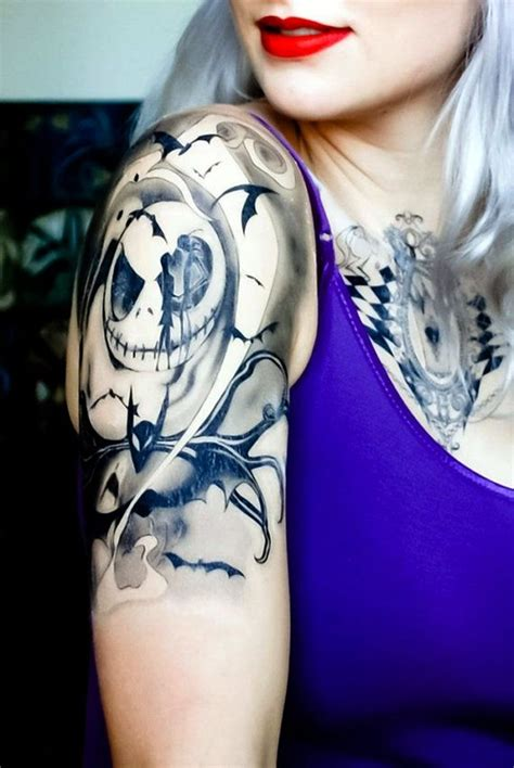 nightmare before christmas tattoo 40 nightmare before tattoos