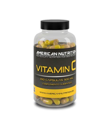 Vitamin C Ipi 2017 Vitamin C American Nutrition