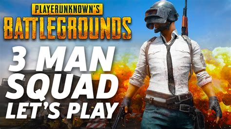 we try to survive playerunknown s battlegrounds pubg 3