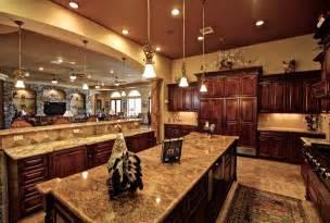 Luxury Kitchen Furniture 35 Luxury Mediterranean Kitchens Design Ideas