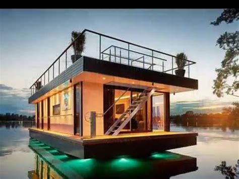 houseboat shipping shipping container houseboat house boat made from