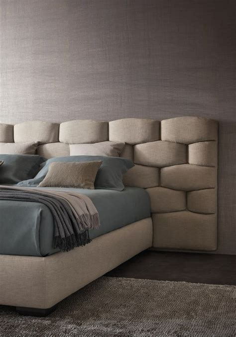 Padded Upholstered Headboard 26 Upholstered Headboards To Improve Your Bedroom Shelterness