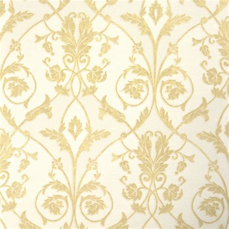Tree Decor For Home fine decor milano damask wallpaper gold w95537 fine