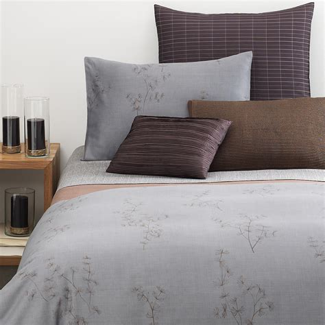 calvin klein home quot acacia quot bedding supima cotton 350 00