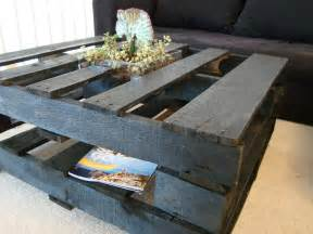 Coffee Table With Pallets 18 Diy Pallet Coffee Tables Guide Patterns