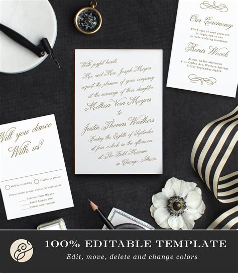 Wedding Invitation Templates Mac by Wedding Invitation Design Mac Image Collections