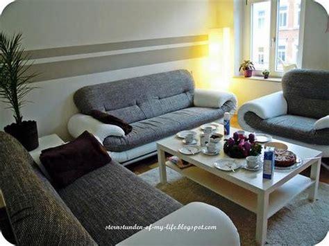 vorhänge loft wohnzimmer in braun beige