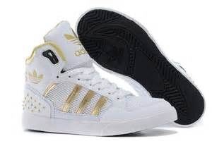 adidas shoes for high top adidas shoes for high tops gt gt adidas supercolor white