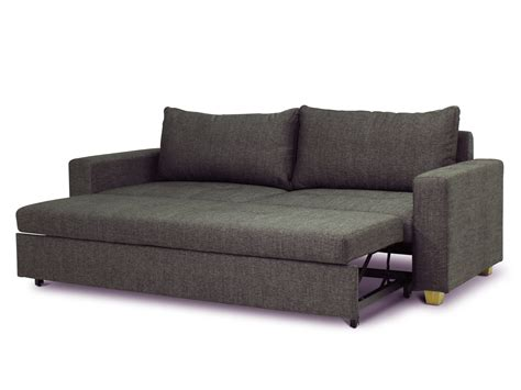 chicago 3 seat sofa bed loungelovers