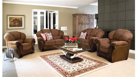 Media Room Lounge Suites by Astrid 4pce Lounge Suite Brown Lounge Suites Islam Shia Org