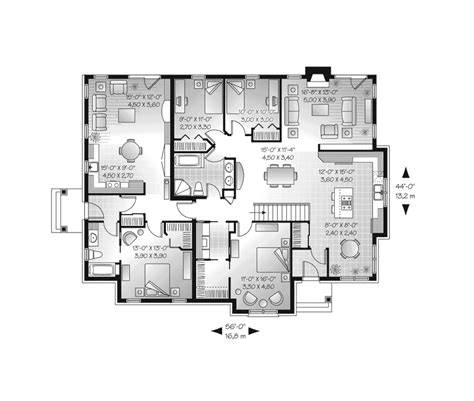 home plans and more swiss valley european home plan 032d 0715 house plans and more