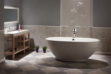 the first bathtub the very first freestanding stone jetted bathtub