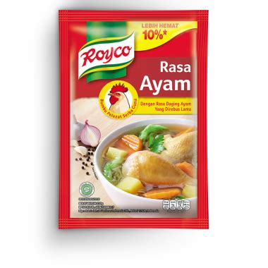 kaldu royco bumbu dan sup krim royco