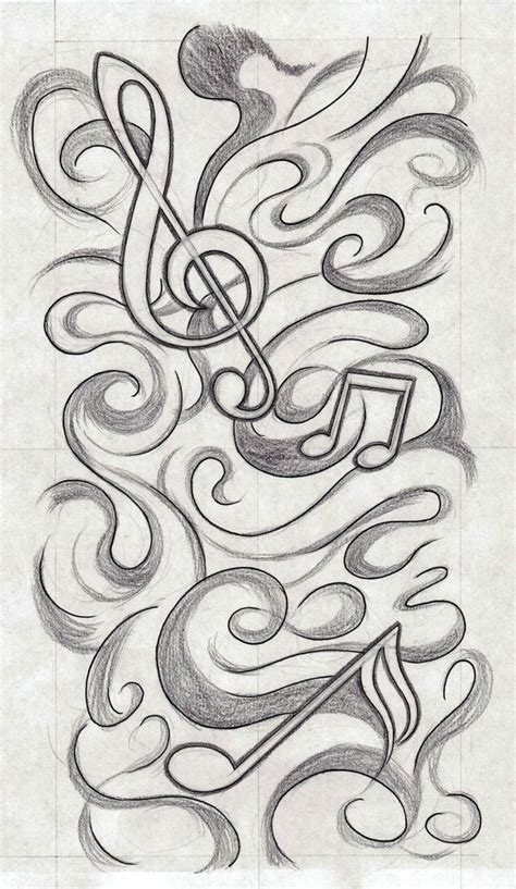 notes and smoke by narcissustattoos on deviantart