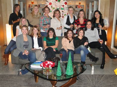 grumpy but gorgeous per parties no1 girls per and women who wine holiday party all in the family