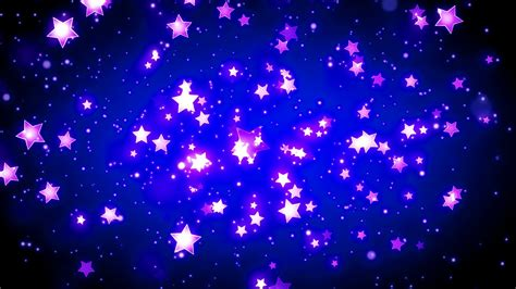 moon and stars light moon light stars animated background motion background