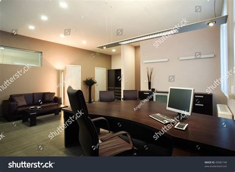 late modern architectural designs angel advice interior beautiful modern office manager interior design stock