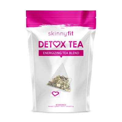 Fit Tea Detox by Skinnyfit Detox Tea All Non Gmo Superfood