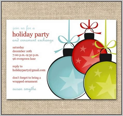 christmas invitation templates free editable birthday invitation templates editable template resume exles bnkdlbrkn9