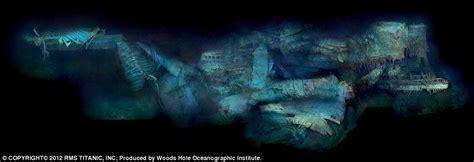 imagenes reales titanic fondo mar impresionantes fotos del titanic en el fondo del oc 233 ano a