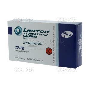 Valesco 80 Mg Per Isi 10 Tablet jual beli lipitor 20mg tab k24klik